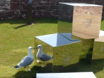 Gull confronts himself