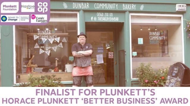 Plunkett Foundation - Better Business Award