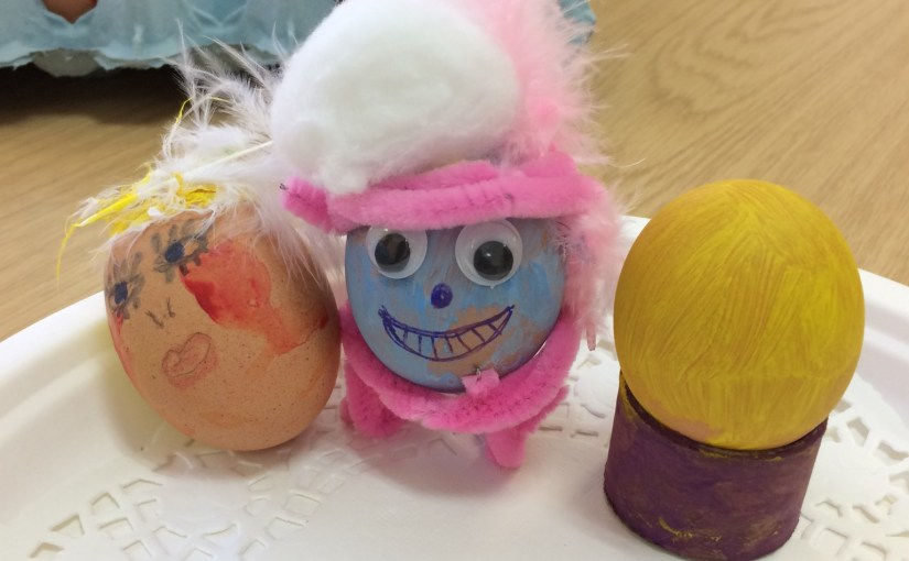 "Easter Egg Painting Competition – 11 April 2019 <span class=""dashicons dashicons-calendar""></span>"