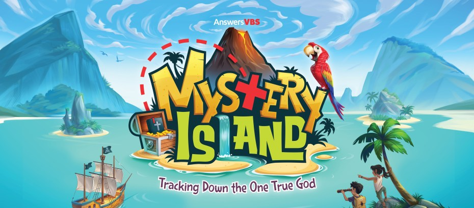 Mystery Island theme vacation bible school is June 14-18 at Dunbar United Methodist Church