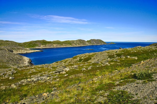 Between and Gamvik, Mehamn, Nordkinn Peninsula, Troms og Finnmark, Norway - ...behind every picture, there is a story...