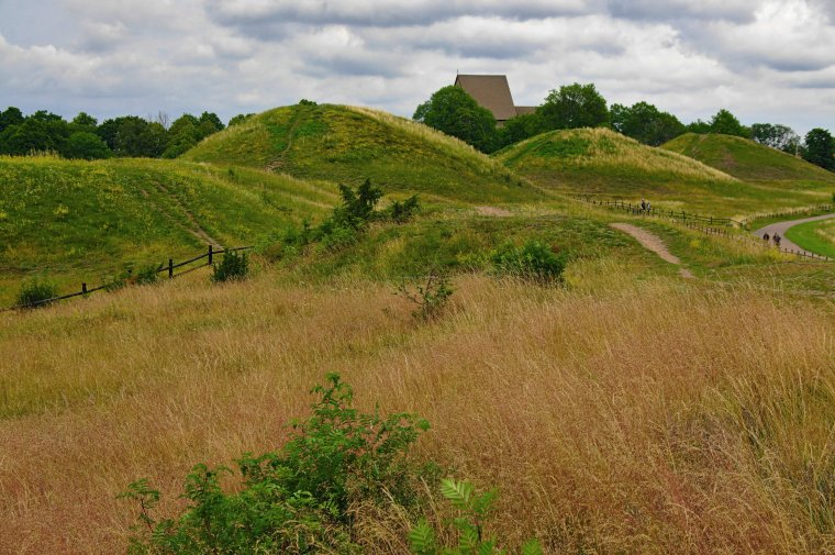 Gamla Uppsala, Sweden - ...behind every picture, there is a story...