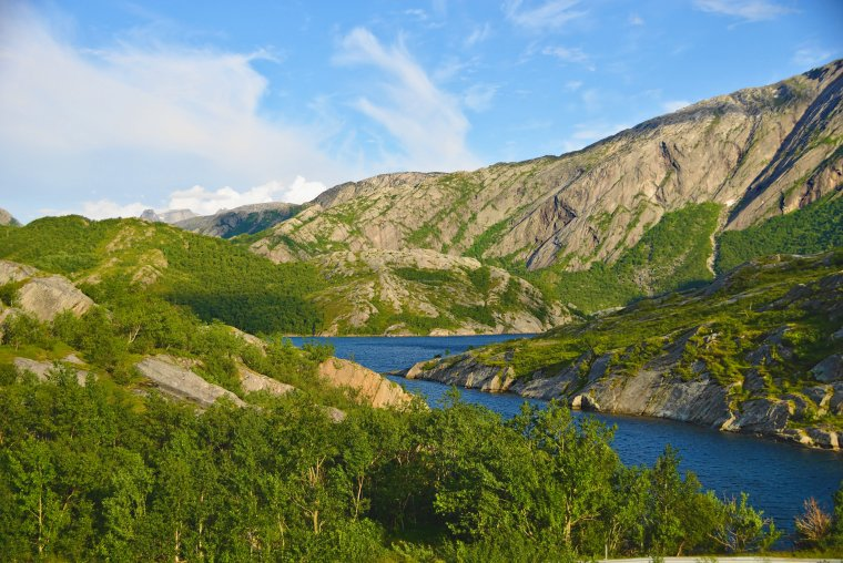 Kistastraumen, Dragvika, Jektvik, Rodoy, Nordland County, Norway - ...behind every picture, there is a story...