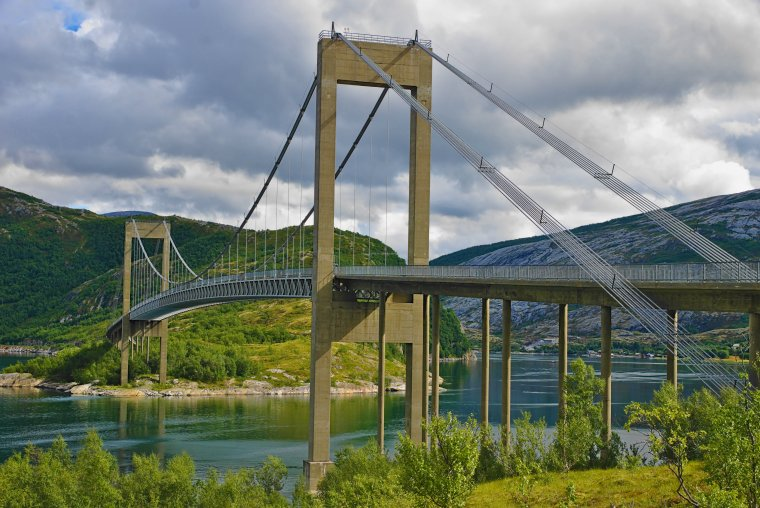 Kjellingstraumen, Nordland County, Norway - ...behind every picture, there is a story...