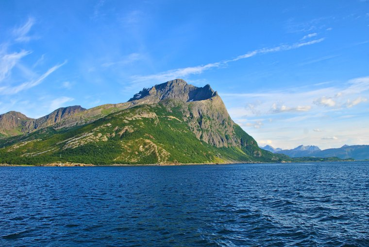 Telnestinden, Rodoy, Nordland County, Norway - ...behind every picture, there is a story...