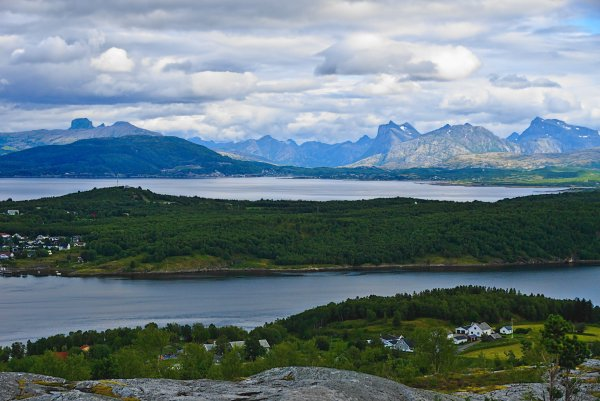 Tuv, Norland County, Norway
