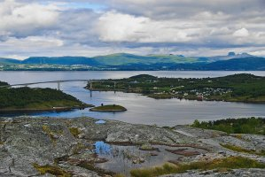 Tuv and Bodo, Norland County, Norway
