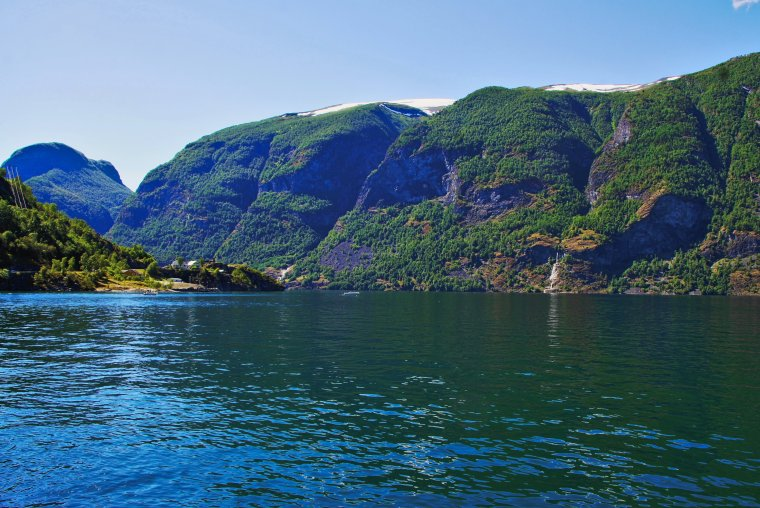 Aurland, Aurlandsfjord, Vestland County, Norway - ...behind every picture, there is a story...