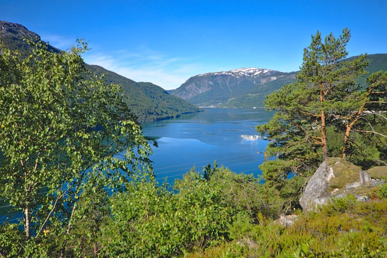 Sogndalsfjord, Vestland County, Norway - ...behind every picture, there is a story...
