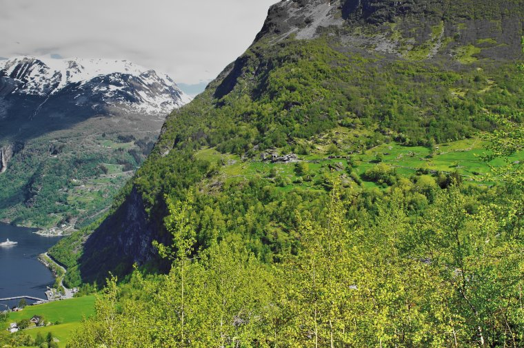 Westeras Farm, Geiranger, Møre og Romsdal, Norway - ...behind every picture, there is a story...