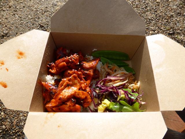 Leather Lane street food (3/6)