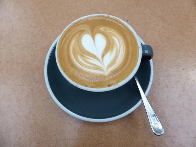 New Zealand and Australian coffee shops (6/6)