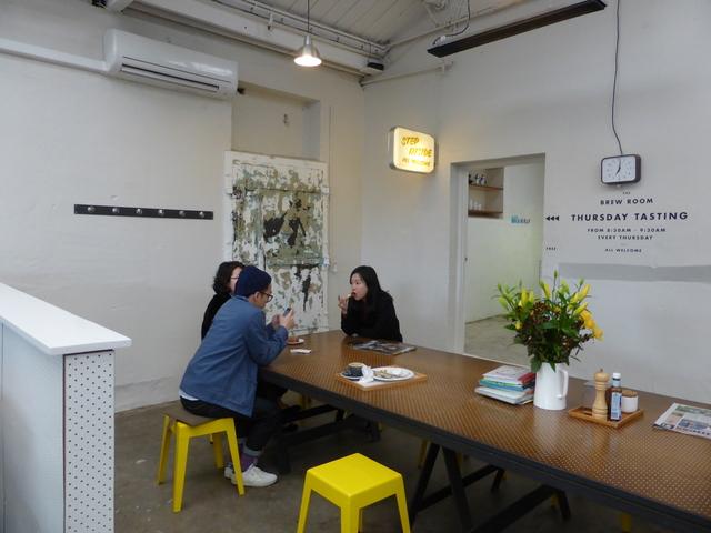 New Zealand and Australian coffee shops (5/6)