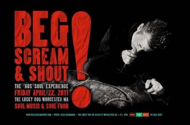 Beg, Scream & Shout!-1