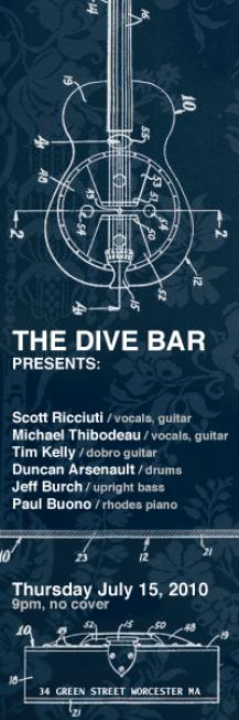 Dive July 15, 2010
