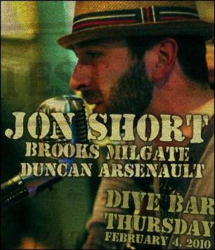 Jon Short - poster