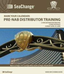 SeaChange Save The Date Email
