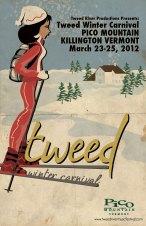 Tweed Festival Advertisement