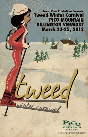 Tweed Festival Advertisement