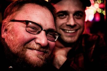 Gabe and Shaun