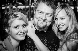 Annie, Erick and Sarah