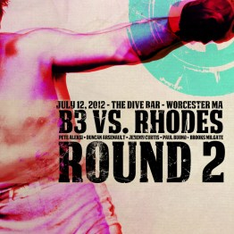 B3 VS. Rhodes Part Two
