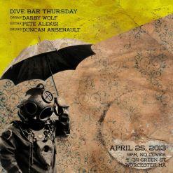 Dive Thursday April 25, 2013