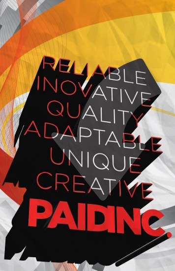 paid words poster 4