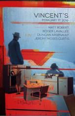 Matt Robert Poster