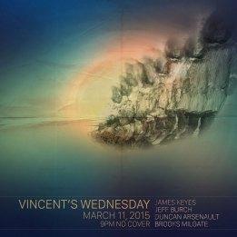 Vincent's Wednesdays Poster