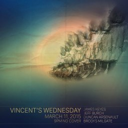 Vincent's Wednesdays Poster