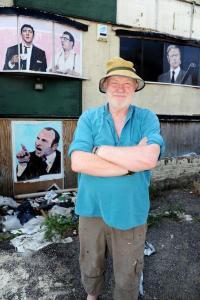 John Bulley: Derelict gallery