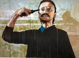 John Bulley Begbie Trainspotting still