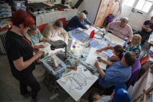 Wendy Daws: KAB Gravesend Art Group 'Totally Touchable'