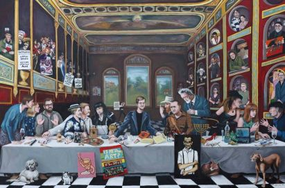 Ella Guru: The Last Supper