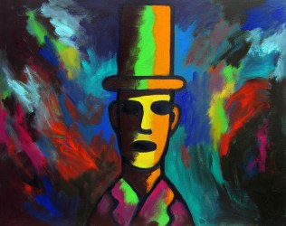 Charles Thomson: Man in Top Hat 10