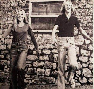 Karen Scargill & Nicholas Lyndhurst, 'Come and see us' Sverige Television, Sweden (1974)