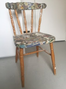 Anne Langford: Pull Up A Chair, Gravesham