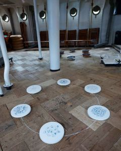 Ruth Payne: Installation for SILtings, LV21, 2021