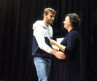 The Plant: Creating Theatre for Society: Maddie and Niall