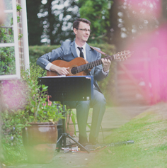 wedding guitarist brighton