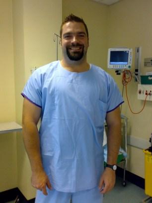 Duncan Leckie Registered Nurse Bristol Hypnotherapist