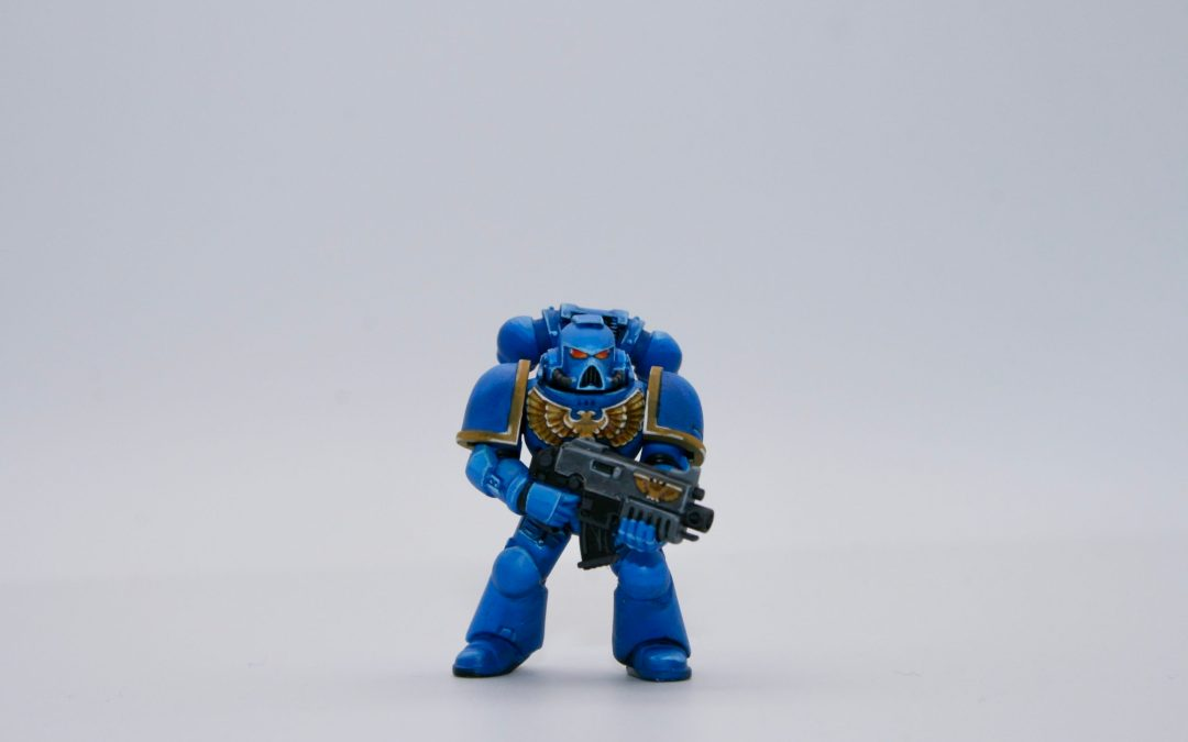 Space Marines 1 – Ultramarine