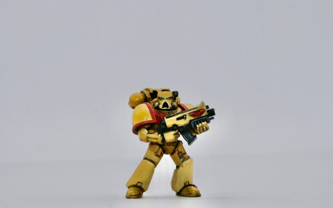 Space Marines 3 – Imperial Fists