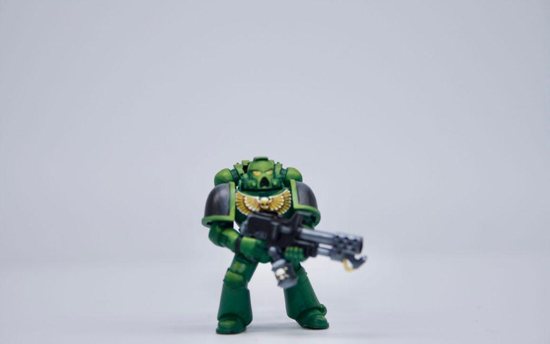 Space Marines 4 – Salamanders