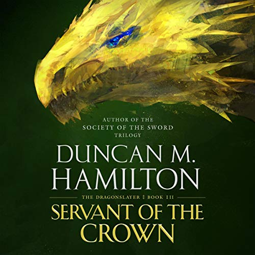Servant of the Crown Audio Cover