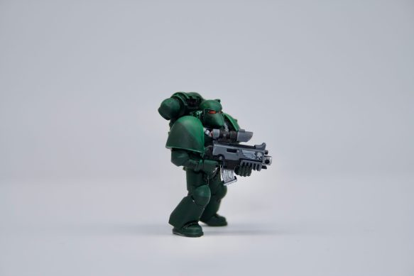 Space Marines 5 - Dark Angels Right