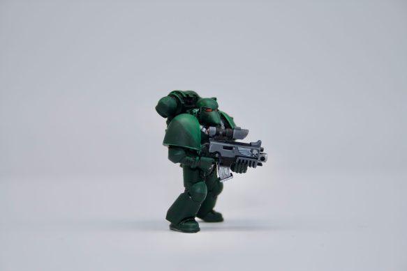Space Marines 5 - Dark Angels Right
