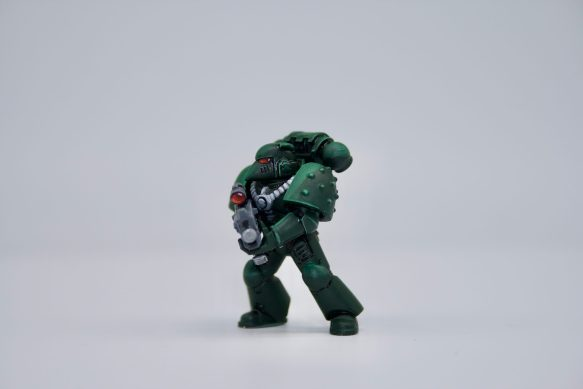 Space Marines 5 -Dark Angels Left