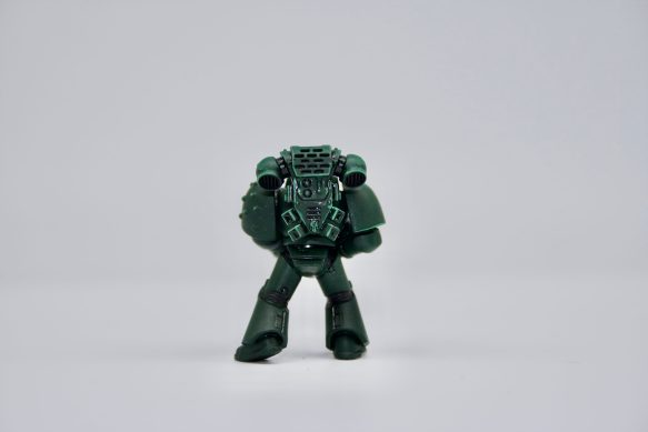 Space Marines 5 -Dark Angels Back
